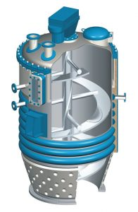 asme jacketed pressure vessel