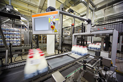 automated food production