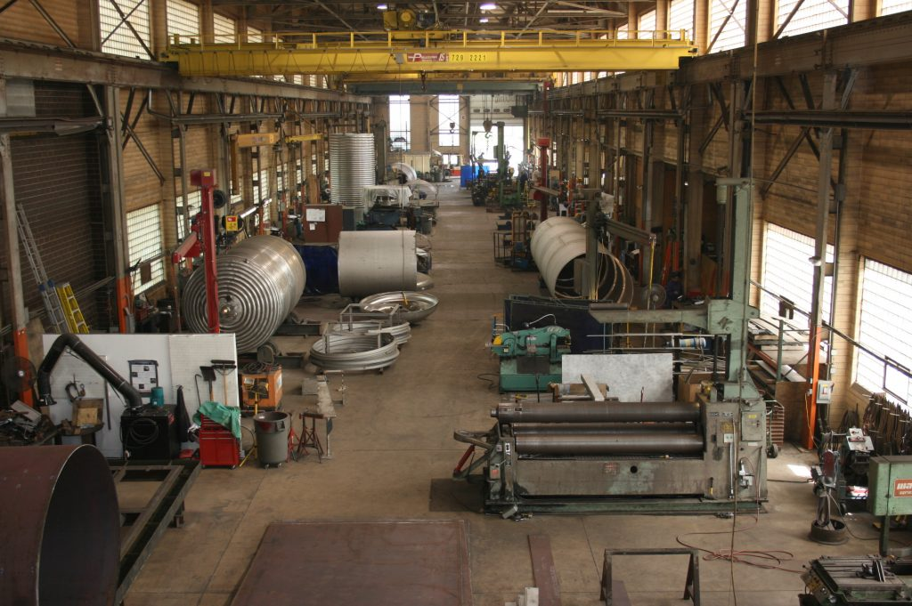 ASME Vessel and Tank Facility