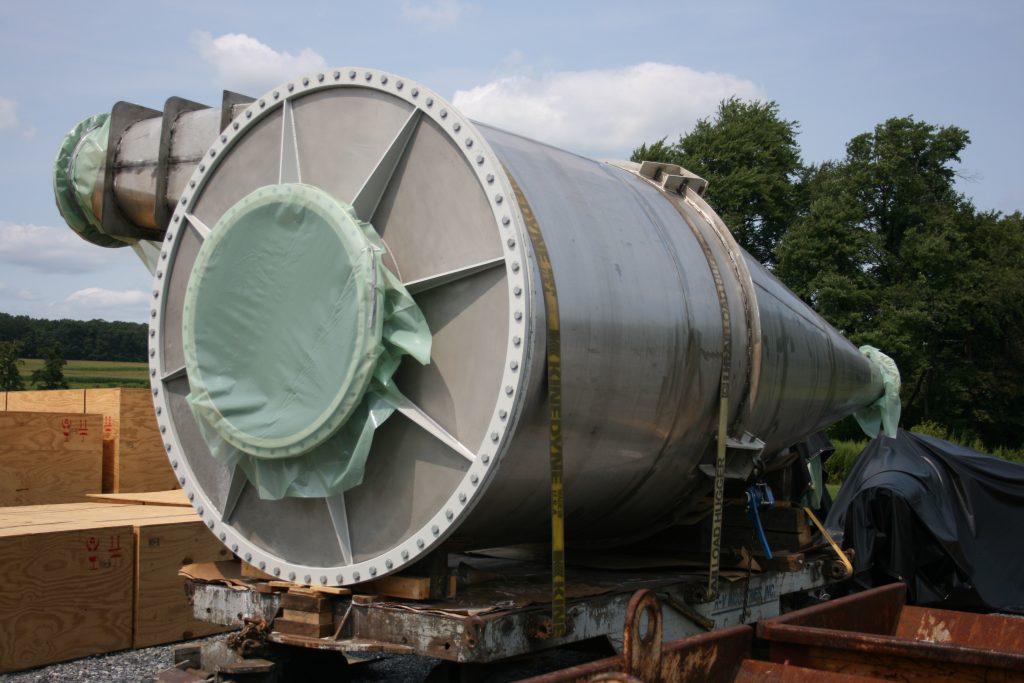 PVC Production Vessel