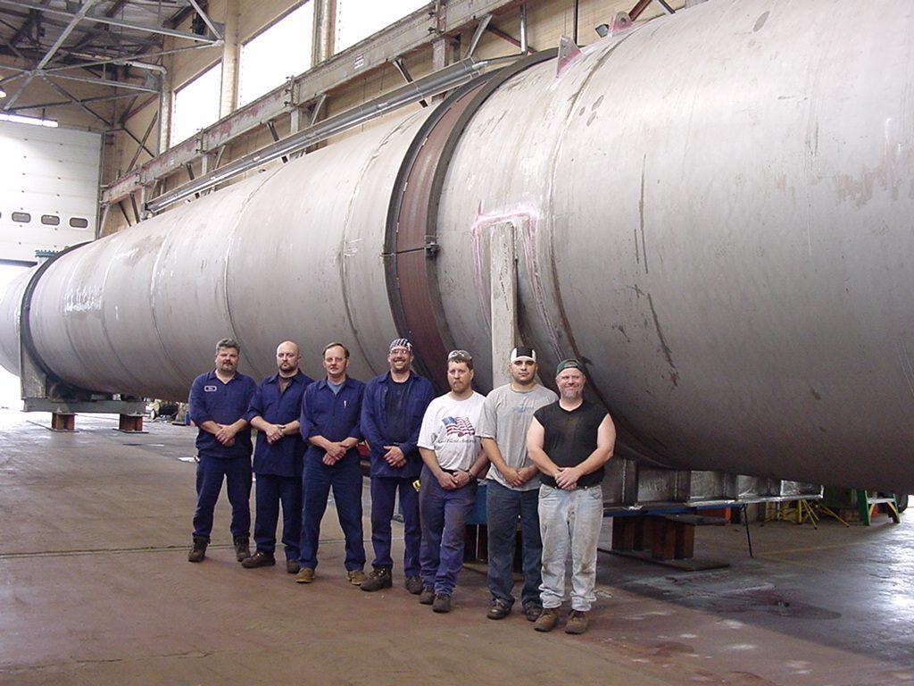 Vessel Manufacturing