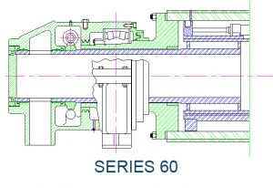 suction roll series 60 model