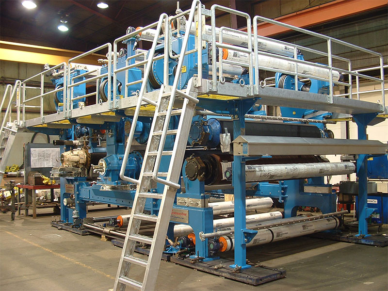 Press Sections Product Line