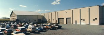 1987 Manufacturing Expansion
