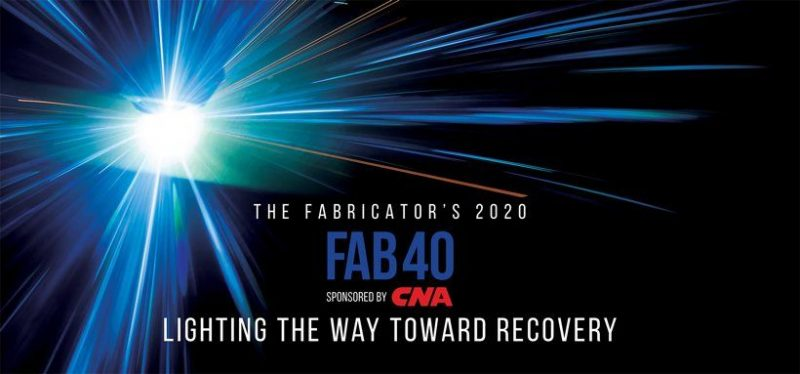 Fabricator Magazine Recognition